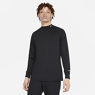 Nike Dri-FIT UV Vapor Мужская футболка с длинным рукавом для гольфа