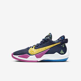 Freak 2 PE Big Kids' Basketball Shoe