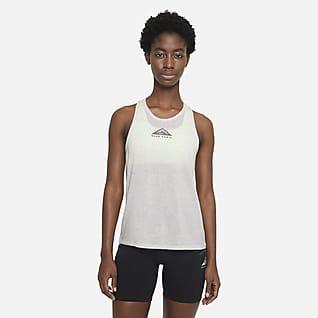 Nike City Sleek Débardeur de trail pour Femme