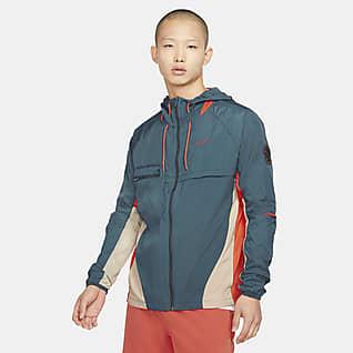 ナイキ メンズ フルジップ トレーニングジャケット