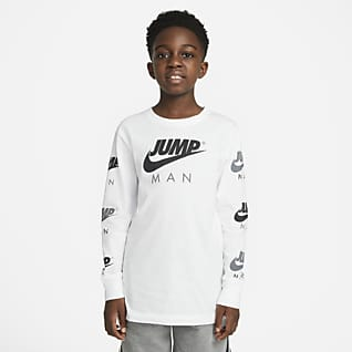 Jordan Jumpman T-shirt Júnior (Rapaz)