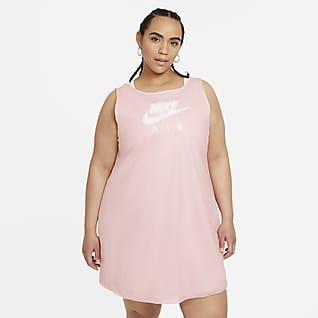 Nike Air Vestido para mujer (talla grande)