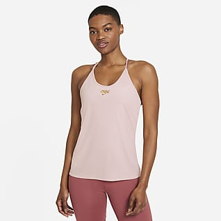 Nike Femme Elastika Camiseta de tirantes de entrenamiento - Mujer