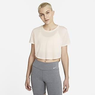 Nike Dri-FIT One Haut à manches courtes et coupe standard pour Femme