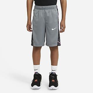 Nike Avalanche Big Kids' (Boys') Printed Basketball Shorts