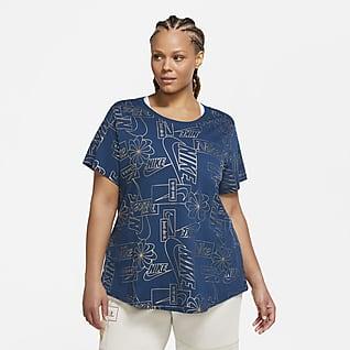 Mujer Tallas Grandes Camisetas Con Estampado Nike Es