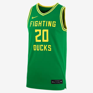 Nike College (Oregon) Basketball Jersey