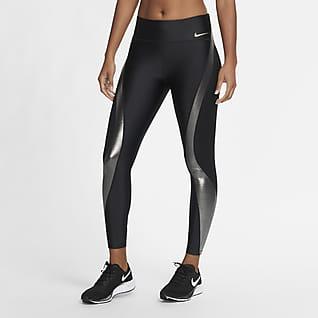 Nike Icon Clash Speed Leggings de running de 7/8 para mujer