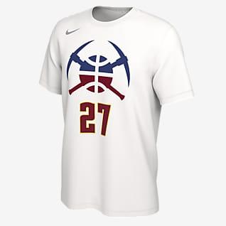 Jamal Murray Nuggets Earned Edition Men's Nike NBA T-Shirt