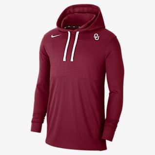 Nike College (Oklahoma) Men's Lightweight Pullover Hoodie