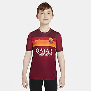 A.S. Roma 2020/21 Stadium Home Older Kids' Football Shirt