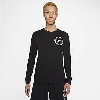 ナイキ スポーツウェア JDI メンズ ロングスリーブ Tシャツ