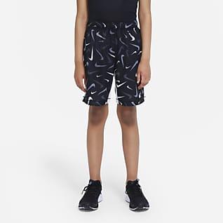 Nike Dri-FIT Шорты для тренинга для мальчиков школьного возраста