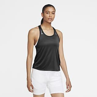 Nike Miler Damska koszulka bez rękawów do biegania