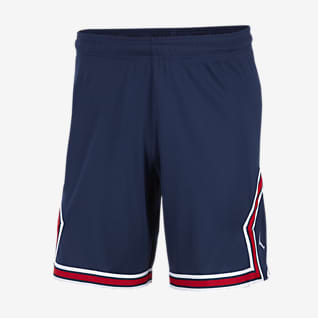 Paris Saint-Germain 2021/22 Stadium Home Men's Football Shorts