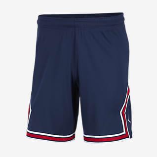 Paris Saint-Germain local 2021/22 Stadium Shorts de fútbol para hombre
