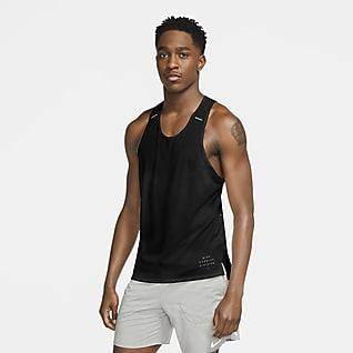 Nike Run Division Adapt Haut de running sans manches pour Homme