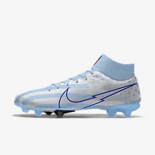 Nike Mercurial Superfly 7 Academy By You Tilpasset fotballsko