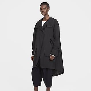 Nike ESC Chamarra de tejido Woven ligera para mujer
