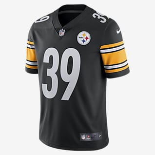 NFL Pittsburgh Steelers Nike Vapor Untouchable (Minkah Fitzpatrick) Jersey de fútbol americano edición limitada para hombre