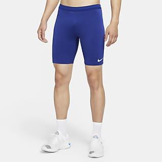 Nike Dri-FIT ADV Team USA AeroSwift Мужские тайтсы длиной 1/2 для забегов