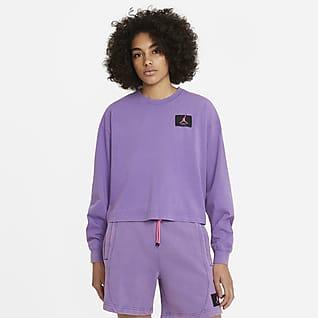 Jordan Essential Lockeres Langarm-T-Shirt für Damen