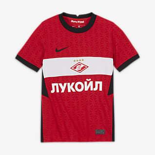 De local Stadium del Spartak Moscow 2020/21 Camiseta de fútbol para niños talla grande