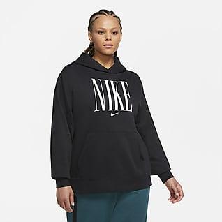 Nike Sportswear Women's Fleece Hoodie (Plus Size)