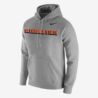Nike College Club Fleece (Oklahoma State) Men's Hoodie