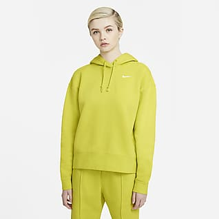 Nike Sportswear Hættetrøje i fleece til kvinder