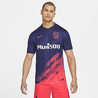 Atlético Madrid 2021/22 Stadyum Deplasman Erkek Futbol Forması