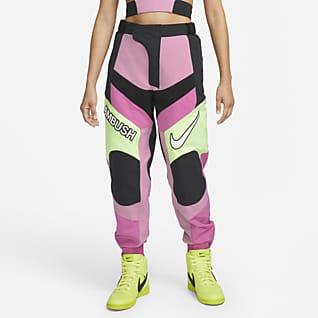 Nike x AMBUSH 男/女机车长裤