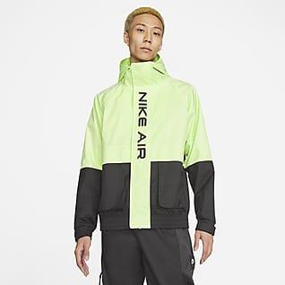 Nike Air 男款帶襯連帽外套
