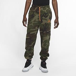 Jordan Jumpman Air Men's Camo Fleece Trousers
