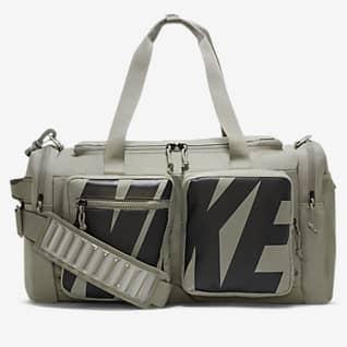 Nike Utility Power กระเป๋า Duffel เทรนนิ่งมีกราฟิก (ขนาดกลาง)