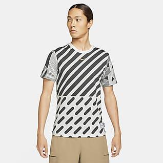 Serena 設計團隊 圖樣網球 T 恤