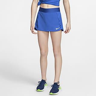 NikeCourt Older Kids' (Girls') Tennis Skirt