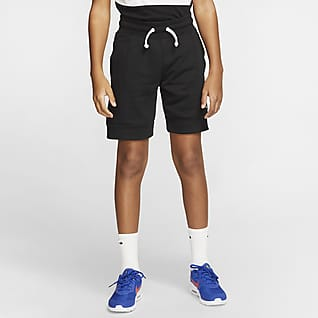Nike Air Shorts til store barn (gutt)