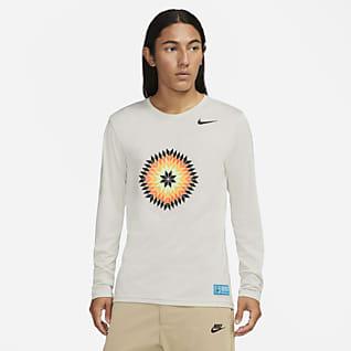 Nike Sportswear Dri-FIT N7 Men's Long-Sleeve T-Shirt