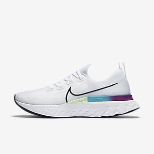 nike mens white sneakers