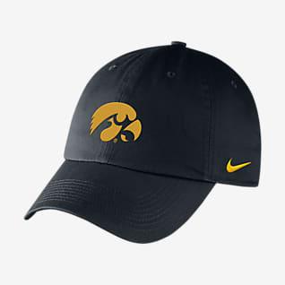 Nike College (Iowa) Adjustable Logo Hat