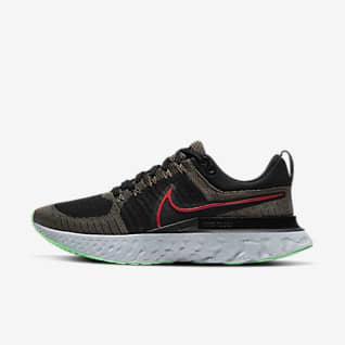 Nike React Infinity Run Flyknit 2 Ανδρικό παπούτσι για τρέξιμο