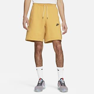 Nike Sportswear กางเกงขาสั้นผ้าฟลีซผู้ชาย