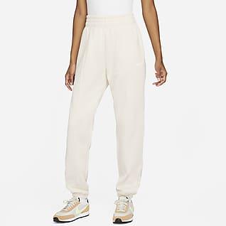 Nike Sportswear Essential Collection Damskie spodnie z dzianiny