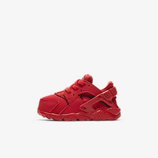 Kids Red Huarache Shoes. Nike.com