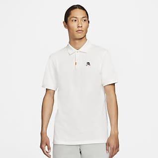 Nike Polo Polo med slank pasform til mænd