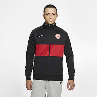 Eintracht Frankfurt Men's Football Tracksuit Jacket
