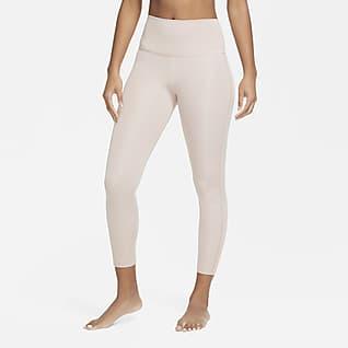 Nike Yoga Women's Velour 7/8 Tights