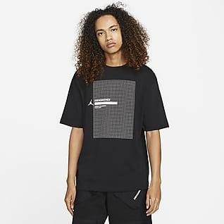 Jordan 23 Engineered Męska koszulka z krótkim rękawem i półokrągłym dekoltem
