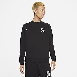 Nike Sportswear 男款圓領上衣
